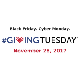 Ideas for #GivingTuesday Fundraising